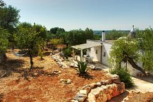 Garden and Trullo