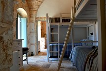 Ostuni Art Resort_Lamia_Kinderzimmer