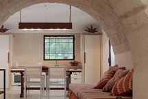 Trullo Silvano_kitchen and dining
