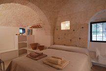 Trullo Silvano_ 1 of 3 bedrooms