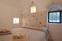 Trullo Silvano_ 2 of 3 bedrooms