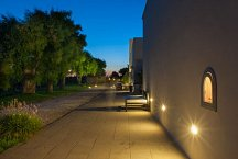 Masseria Montelauro_at night