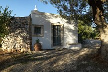 Trulli Bianchemura_lamia with 3rd double bedroom