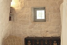 Trulli Bianchemura_2 of 3 double bedrooms_alcove