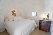 Trullo Tempesta_double bedroom