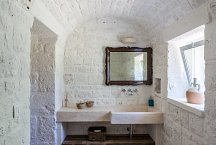 Trullo Tempesta_3rd bathroom