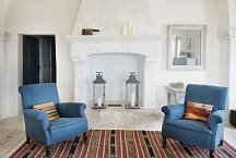 Masseria Petrarolo_family room