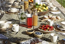 Masseria Petrarolo_breakfast
