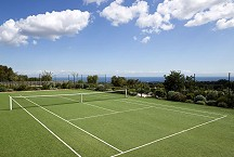 Masseria Petrarolo_tennis court