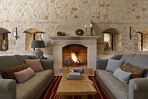 Masseria Petrarolo_living room