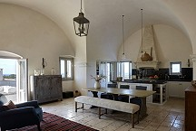 Masseria Petrarolo_living kitchen