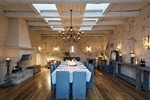 Masseria Petrarolo_dining room