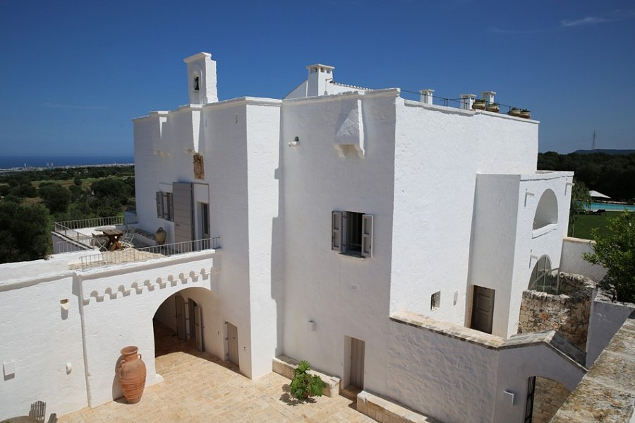 Favoloso Cielo di Puglia – Booking QO22