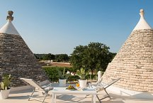 Nina Trulli Resort_roof terrace