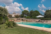 Trullo Acqua Pool