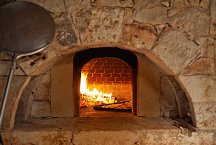 Ostuni Art Resort_pizza oven