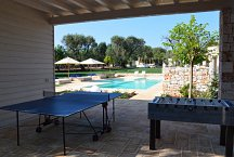 Ostuni Art Resort_Pool & Play