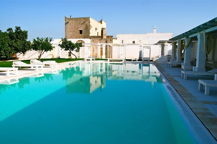Masseria Tenuta Potenti_Pool