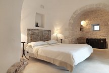 Trulli Bianchemura_2 of 3 double bedrooms