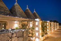Nina Trulli Resort_am Abend
