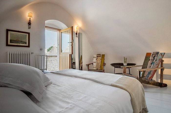 Trullo Santa Lucia_bedroom