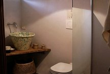 Trullo Elisa_bathroom with shower