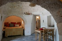 Trullo Elisa_dining and alcove