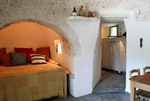Trullo Elisa_alcove to sleep or relax