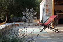 Trullo Elisa_one of the many beautiful places to sit and relax