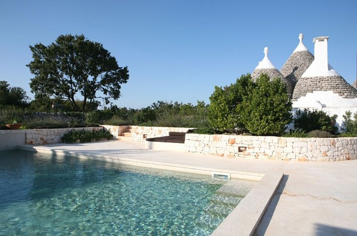 Trullo Iduna_Pool