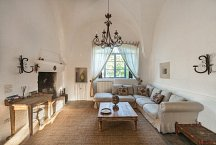 Masseria Marvicino_living room