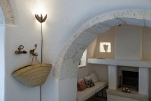 Trullo Silvano_entrance details