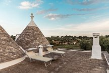 Trullo Termetrio_roof terrace