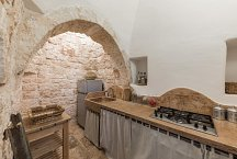 Trullo Termetrio_kitchen